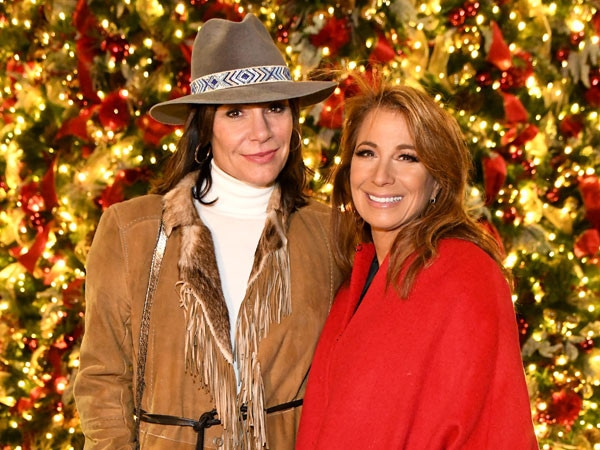 Jill Zarin Returns to <i>The Real Housewives of New York City</i> to Question Luann de Lesseps About Her Sobriety