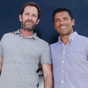 Luke Perry, Mark Consuelos