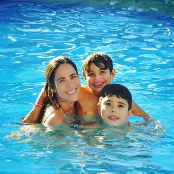 Wanessa Camargo, filhos