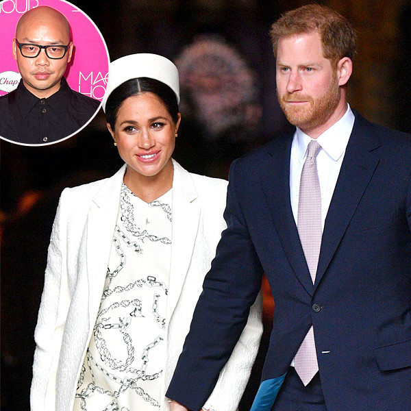 "Meghan Markle's Makeup Artist Hails Her as ""the Most Chill Person"""