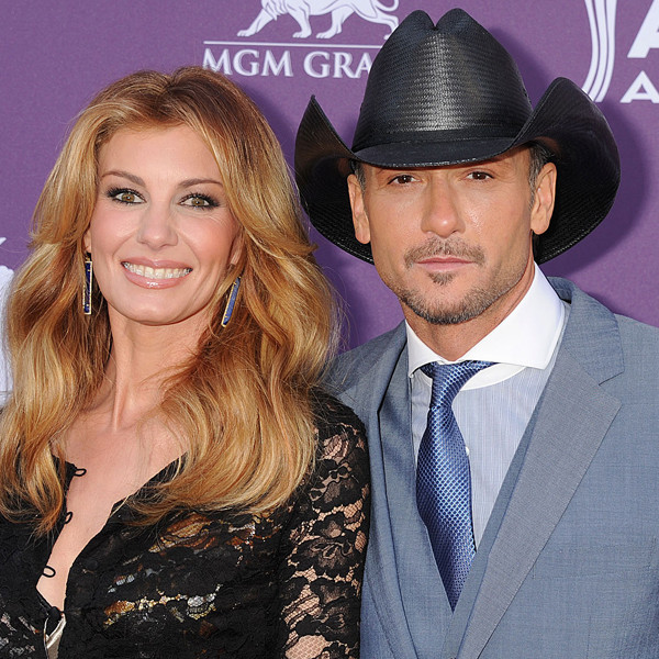 Tim McGraw and Faith Hill Are Couple Goals As They Celebrate Their 23rd Anniversary