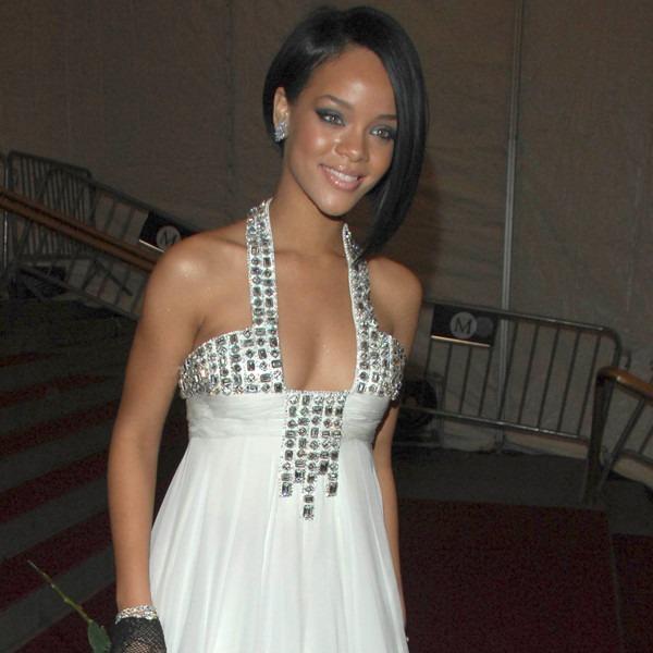 Rihanna, Met Gala 2007