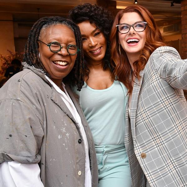 Whoopi Goldberg, Angela Bassett, Debra Messing, 2019 Tribeca Film Festival