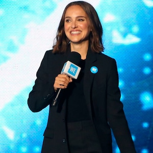 Natalie Portman, WE day
