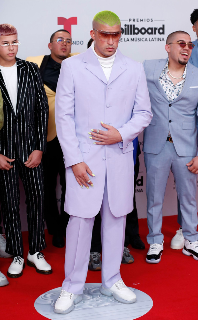 Bad Bunny, 2019 Billboard Latin Music Awards, Arrivals