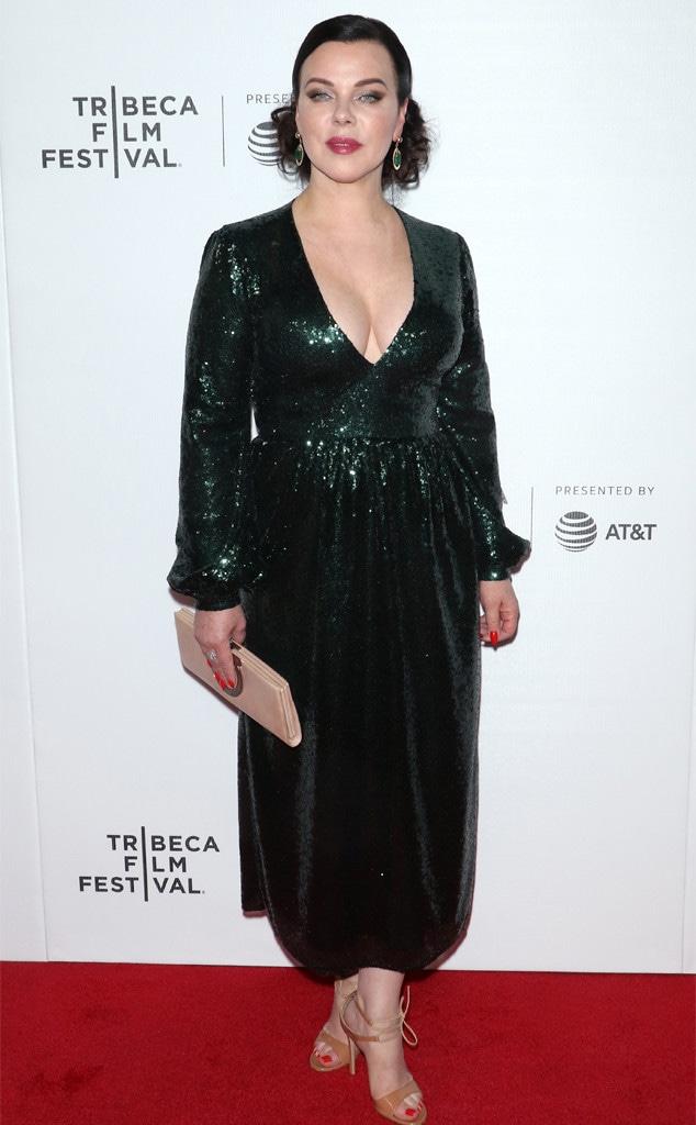 Debi Mazar, 2019 Tribeca Film Festival