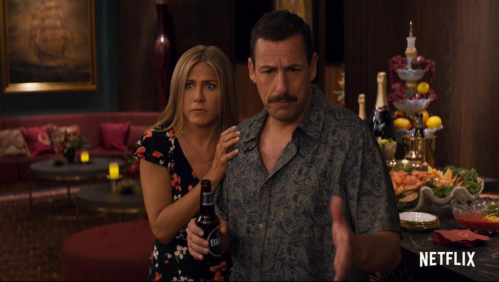 Jennifer Aniston, Adam Sandler, Murder Mystery
