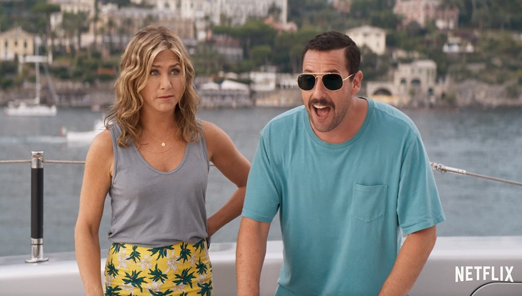 adam sandler dating jennifer aniston
