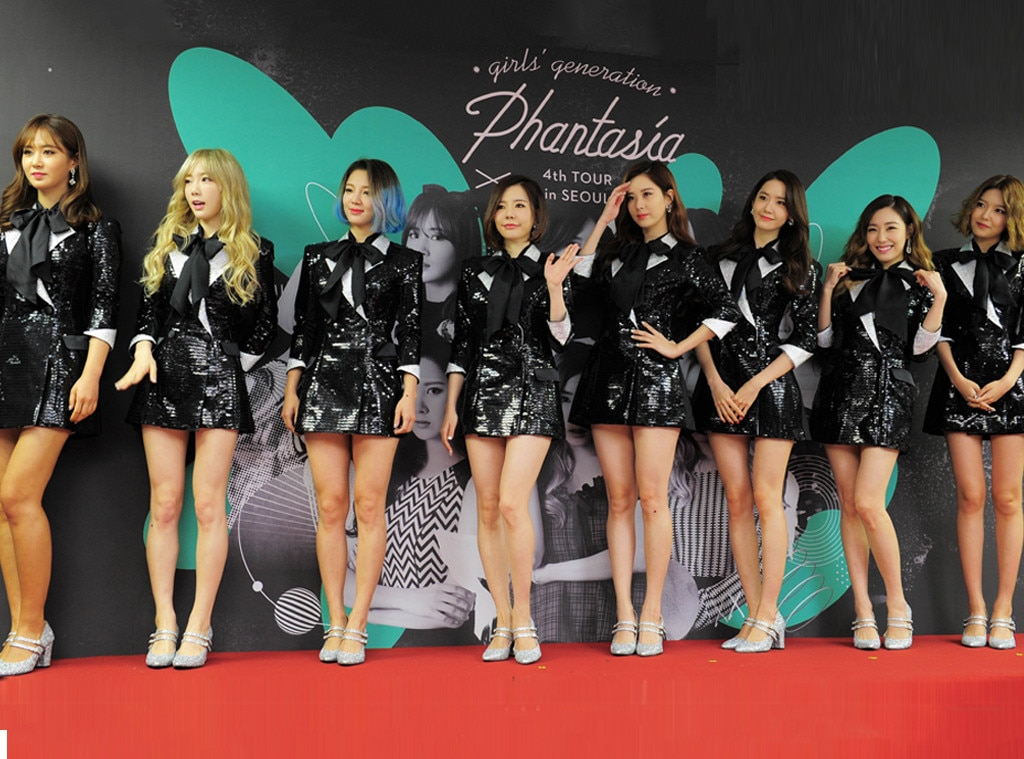 Girls' Generation -  This girl group has been around, in some shape or form, since their 2007 debut. Initially embracing an electropop and bubblegum pop sound, they've become more experimental over the years, incorporating EDM, hip hop and R&B into their sound.