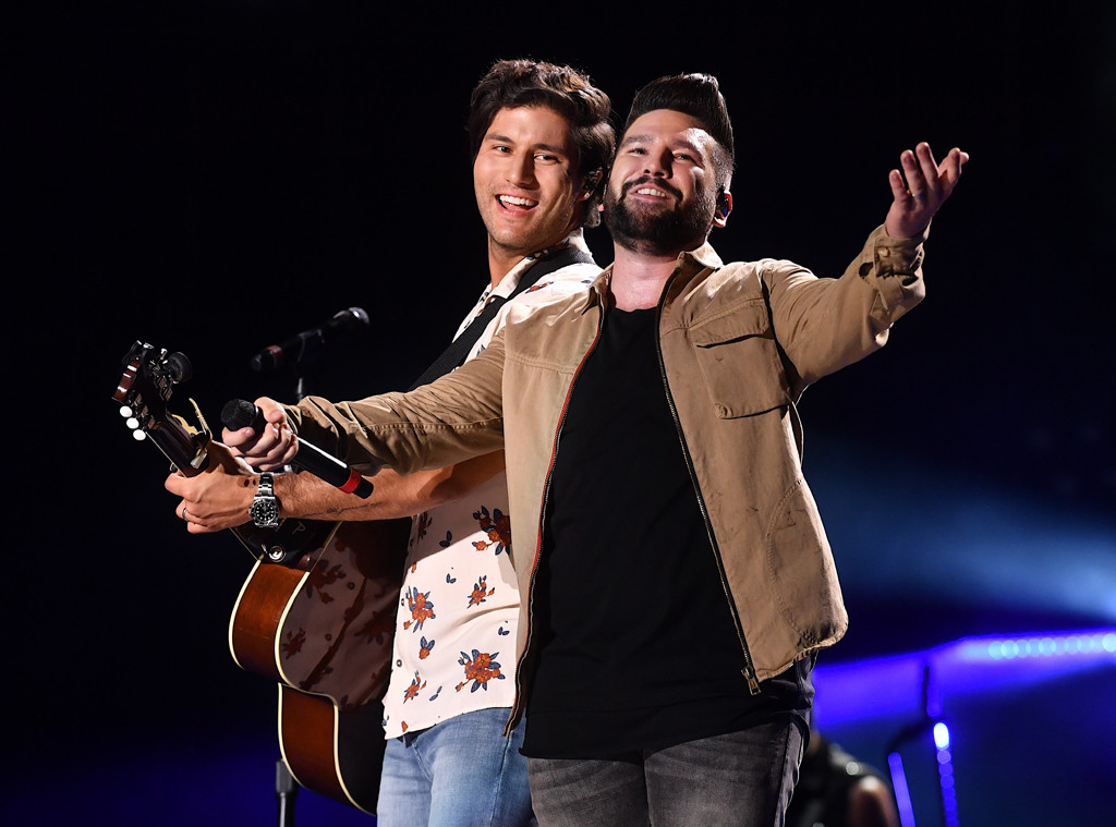 Dan Smyers, Shay Mooney, Dan + Shay, CMA Music Festival 2018
