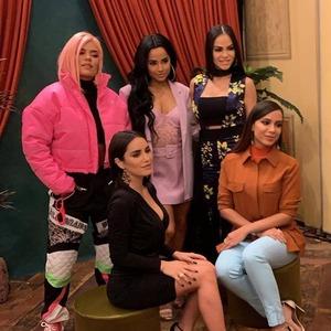 Bekcy G, Karol G, Anitta, Lali, Natti Natasha?