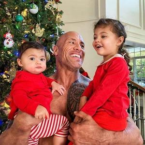 Dwayne Johnson, Kids