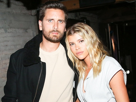 Sofia Richie Wishes ''Best Friend'' Scott Disick a Happy Birthday