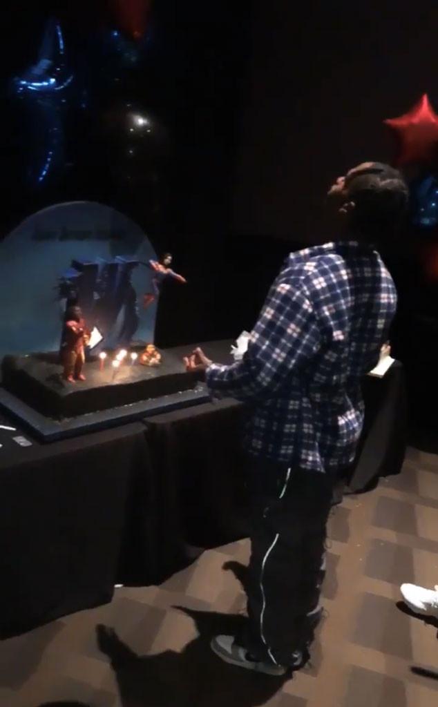 Travis Scott, Kylie Jenner, Birthdays