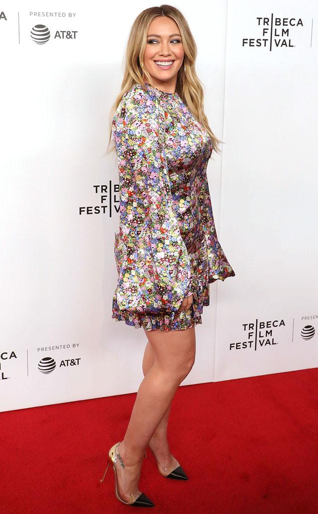 Celebrity Beauty: Hilary Duff