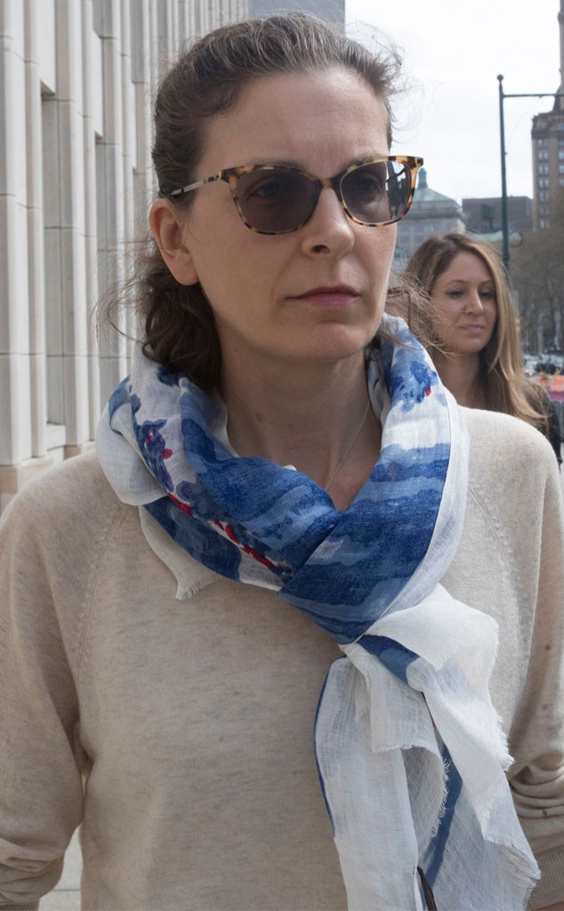 Clare Bronfman -  The Seagrams heiress and daughter of late business mogul  Edward Bronfman Sr. was accused of financing what turned out to be illegal conduct after meeting Raniere in 2002 and becoming, first, a NXIVM acolyte, and ultimately a board member as well as Raniere's bankroll and legal advocate who would filelawsuits on his behalf against perceived enemies.