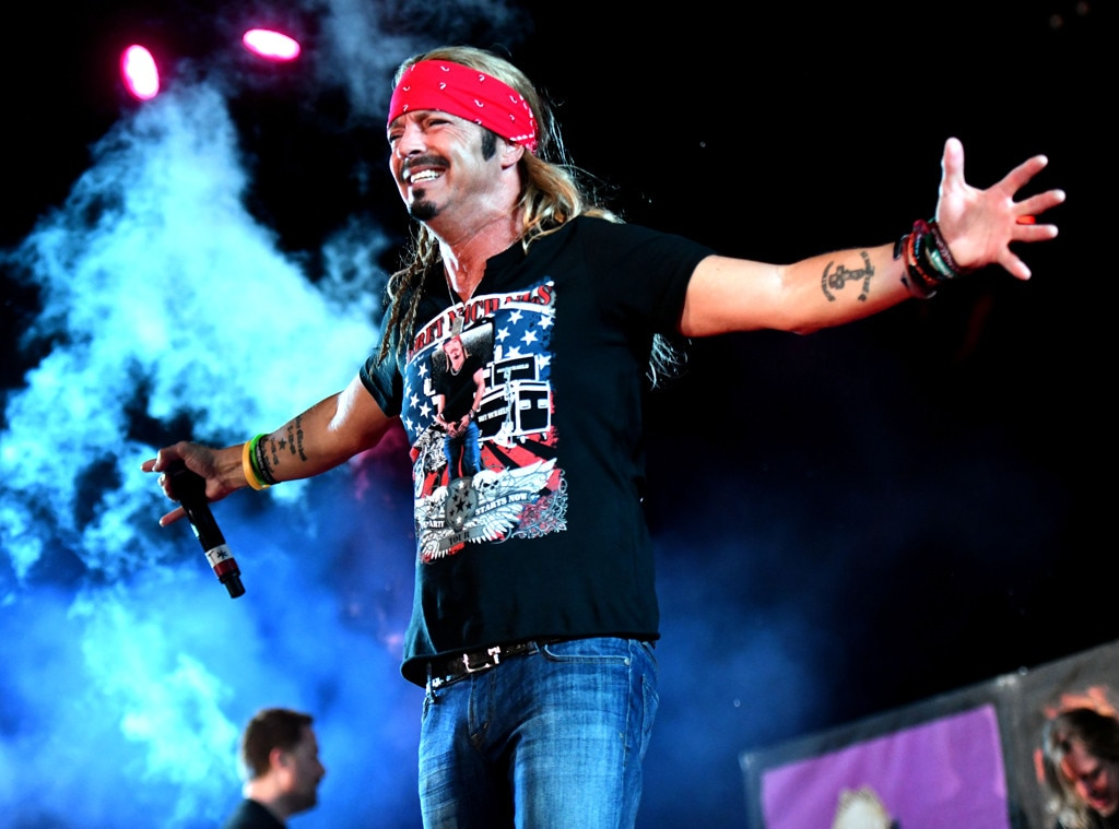 Bret Michaels -  The Poison  rocker wants nothing but a good time!