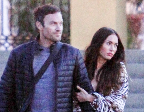 Megan Fox Files to Dismiss Divorce From Brian Austin Green ...