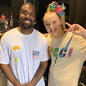 JoJo Siwa, Kanye West