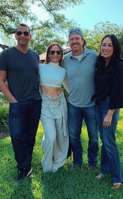 Alex Rodriguez, Jennifer Lopez, Chip Gaines, Joanna Gaines