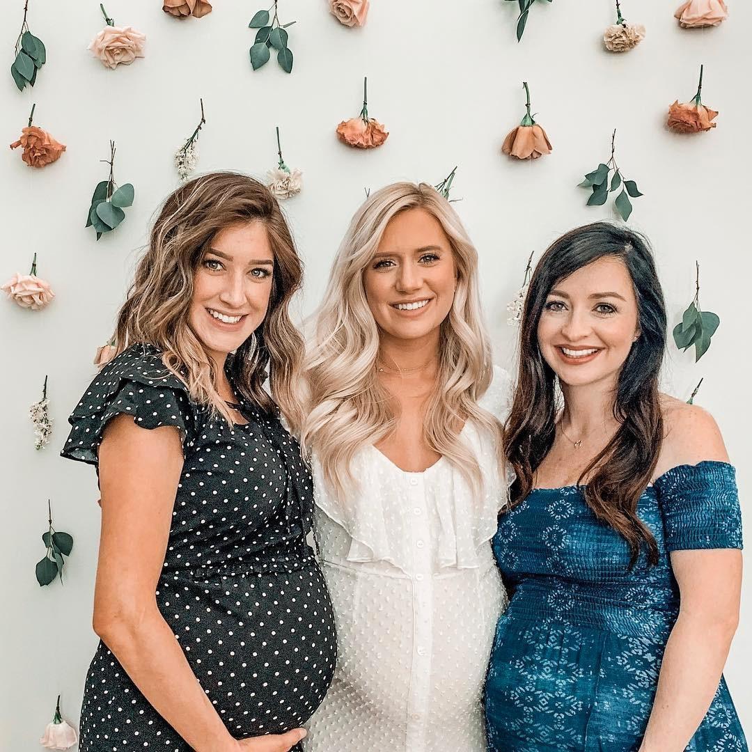 Lauren Luyendyk, Sarah Stidham, Kayla Evangelista, Baby Shower