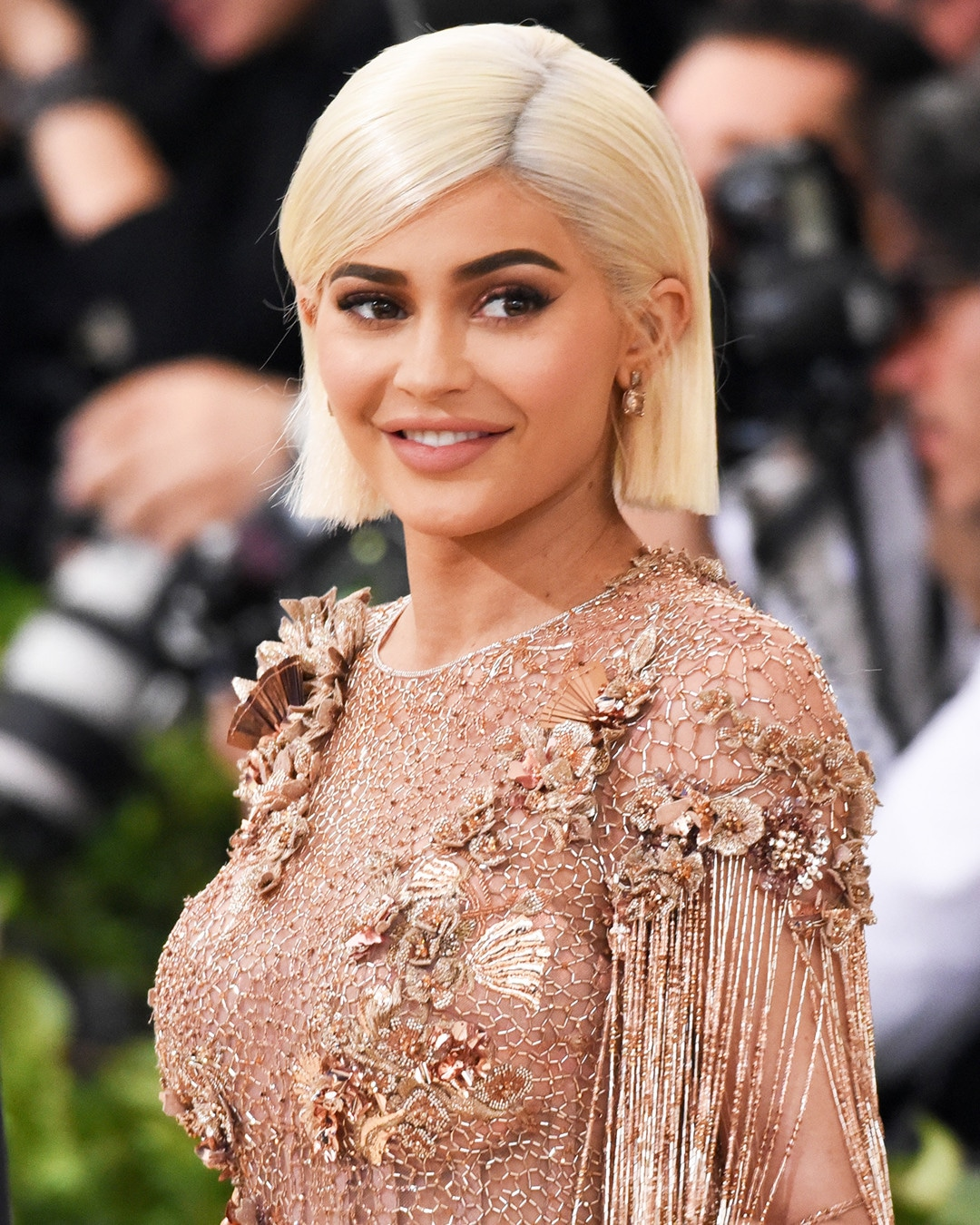 Kylie Jenner, 2017 Met Gala