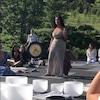 Kim Kardashian, Baby Shower, Baby No. 4