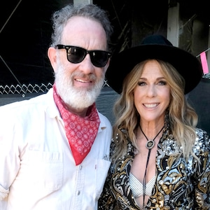 Tom Hanks, Rita Wilson, Stagecoach 2019