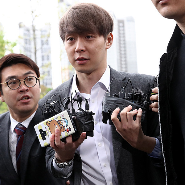Former JYJ Member, Park Yoochun Pleads Guilty To Drug Charges
