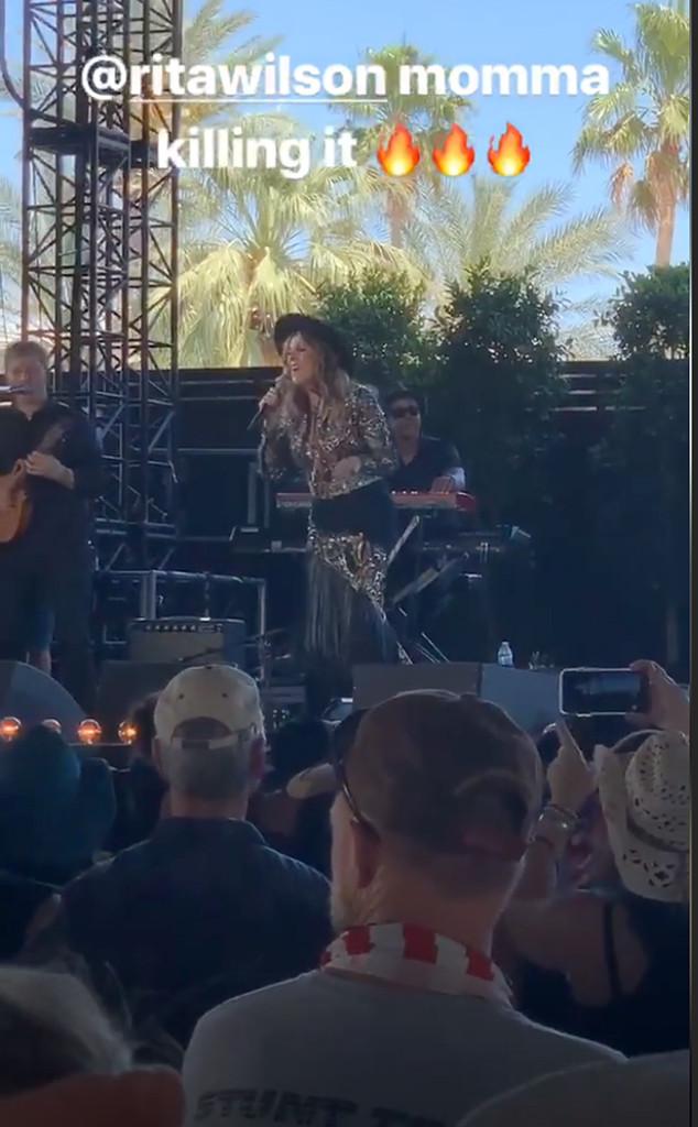Chet Hanks, Rita Wilson, Stagecoach 2019