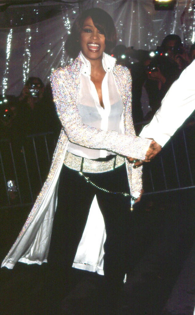 Whitney Houston, Met Gala 1999