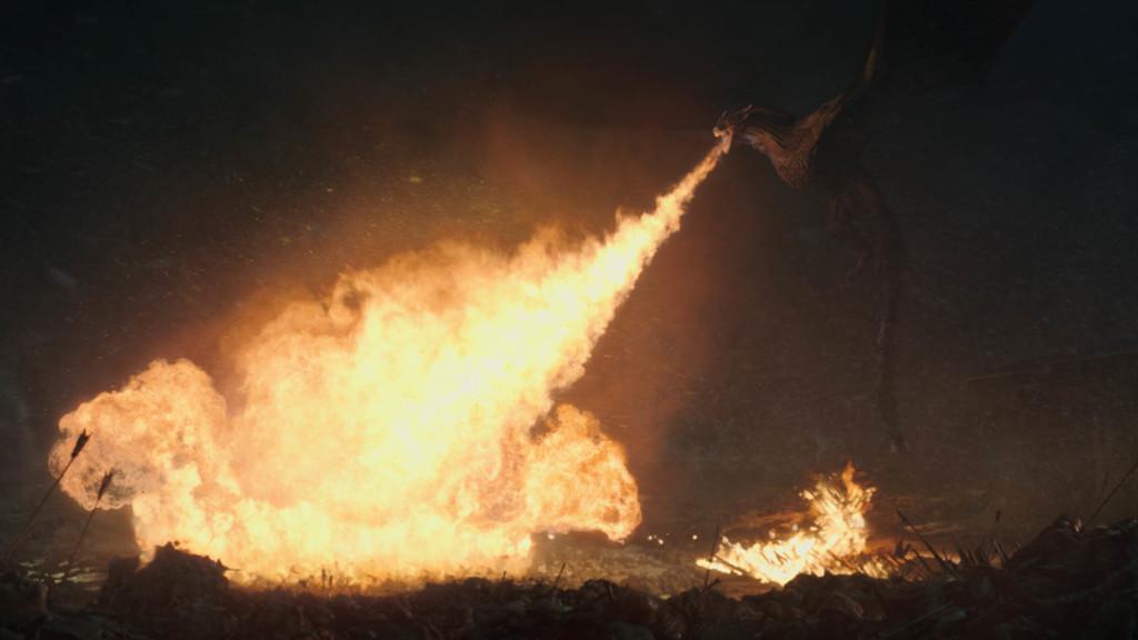 Game of Thrones, Episode 8, Season 3, Dragon