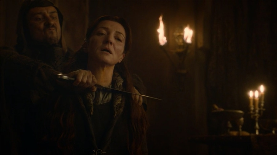 Game of Thrones, Catelyn, Robb