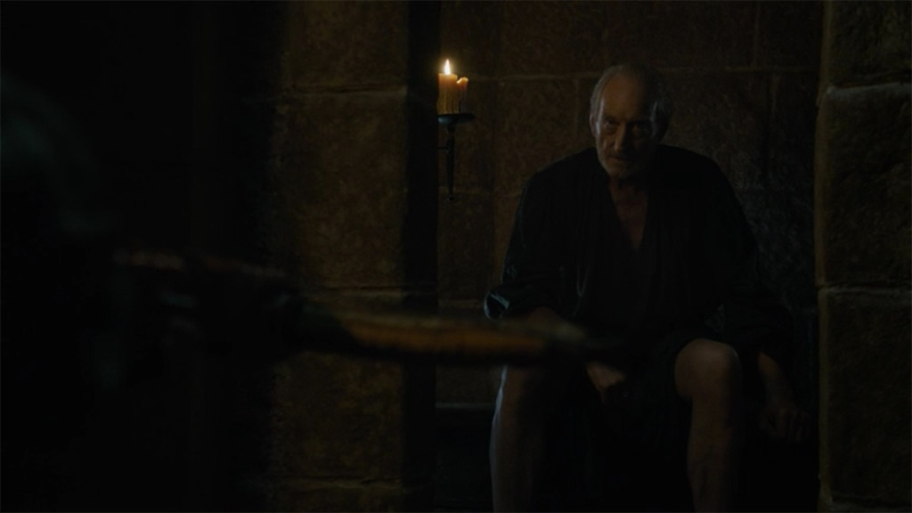 Game of Thrones, Tywin, Death