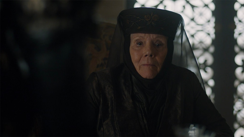 Game of Thrones, Lady Olenna, Death
