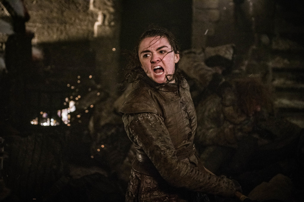 Game of Thrones, Episode 8, Season 3, Arya