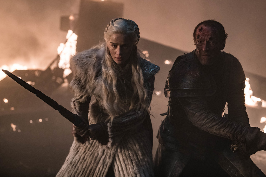 Game of Thrones, Episode 8, Season 3, Daenerys, Jorah