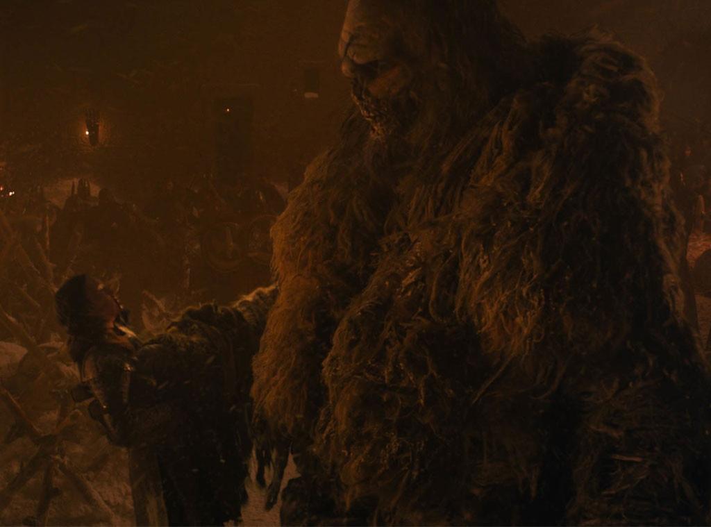 Game of Thrones, Episode 3, Season 8, Lyanna