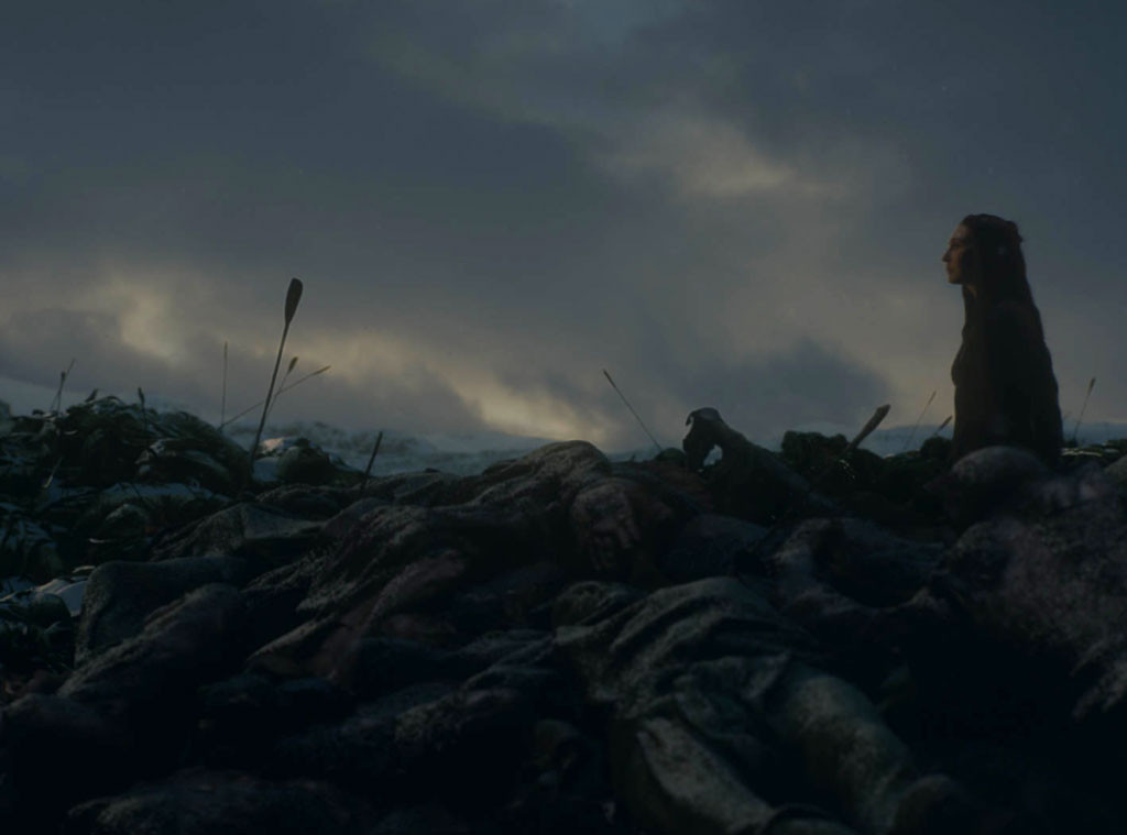 Game of Thrones, Episode 3, Season 8, Melisandre