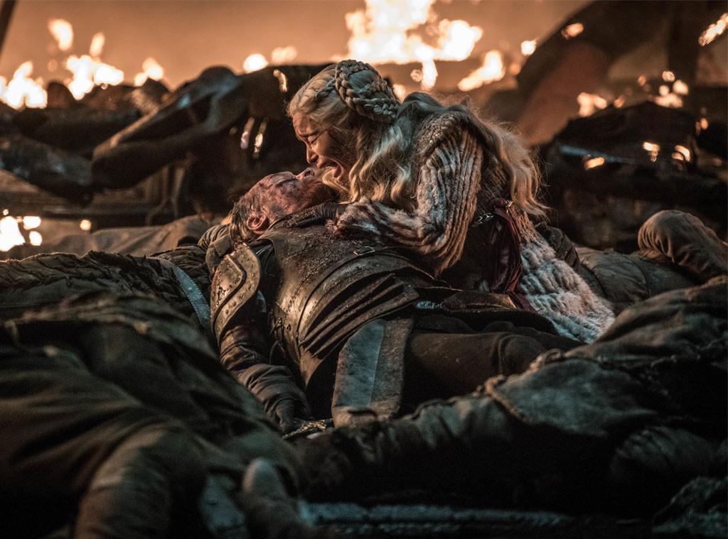 Game of Thrones, Episode 3, Season 8, Daenerys, Jorah