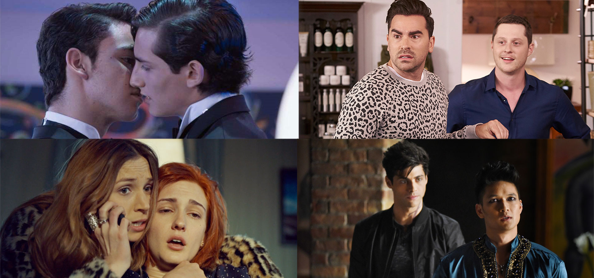 TV's Top Couple 2019: Vote in the Final 4
