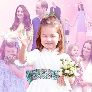 Princess Charlotte, birthday