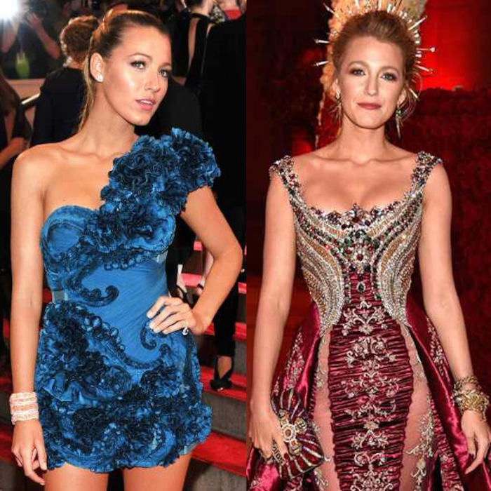 670e623852 See Blake Lively s Most Iconic Met Gala Looks Over the Years
