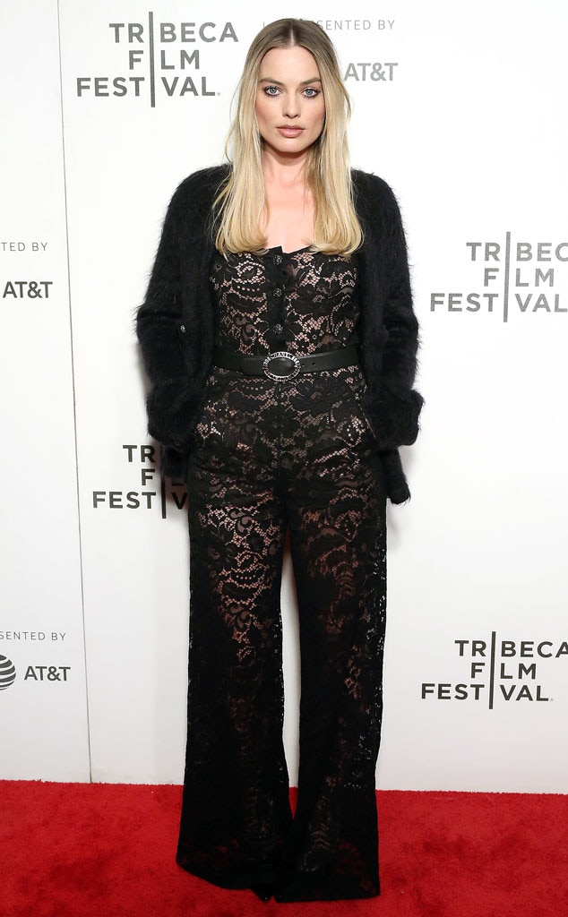 Margot Robbie, 2019 Tribeca Film Festival