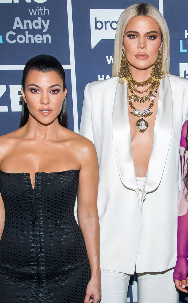 9caee80bc6e1 How Kourtney Kardashian Can Relate to Khloe Kardashian's Drama With ...