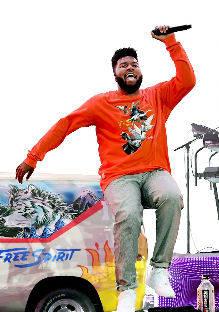 Khalid -  The global superstar will travel the states for the Khalid Free Spirit World  Tour  in support of his sophomore album  Free Spirit.