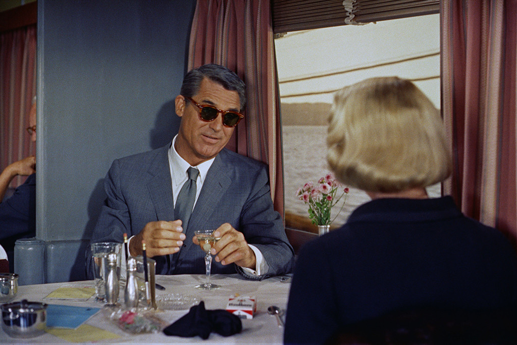 Cary Grant, Oliver Peoples