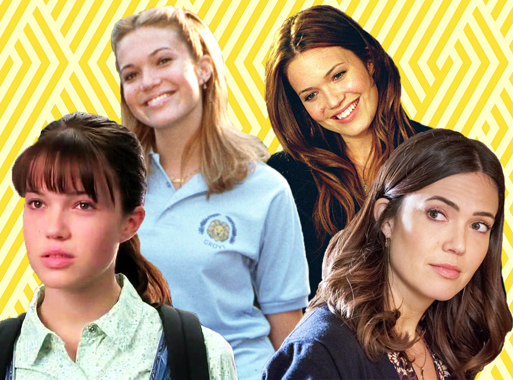 Mandy Moore, Mandy Moore Roles, Collage