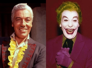 Cesar Romero, The Joker, Batman