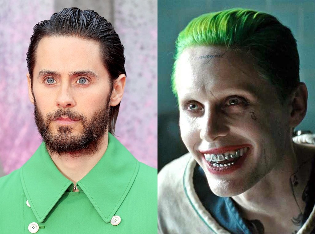 Image result for jared leto and joker